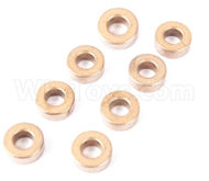 HSP 94188 spare parts-02080 Oil Bearing(5X10X4mm)-8pcs,HSP 94188 RC Car Truck Parts,HSP 1:10 RC Truck Spare parts Accessories,HSP 94188 Official Parts