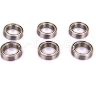 HSP 94188 spare parts-02138 02079 Ball bearing(15X10X4mm)-6pcs,HSP 94188 RC Car Truck Parts,HSP 1:10 RC Truck Spare parts Accessories,HSP 94188 Official Parts