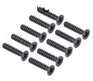 HSP 94188 spare parts-02179 3x14 Flat head screws(10pcs),HSP 94188 RC Car Truck Parts,HSP 1:10 RC Truck Spare parts Accessories,HSP 94188 Official Parts