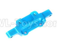 HSP 94188 spare parts-188831 188031 (08040B) (06055)-01 Aluminm Front Upper Arm Mount-Blue,Upgrade HSP 94188 RC Car Truck Parts,Upgrade HSP 1:10 RC Truck Spare parts Accessories,HSP 94188 Upgrade Parts