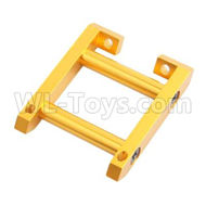 HSP 94188 spare parts-188836 108036 (08031)-01 Upgrade Aluminum Rear Brace-Golden,Upgrade HSP 94188 RC Car Truck Parts,Upgrade HSP 1:10 RC Truck Spare parts Accessories,HSP 94188 Upgrade Parts