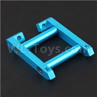 HSP 94188 spare parts-188836 108036 (08031)-04 Upgrade Aluminum Rear Brace-Blue,Upgrade HSP 94188 RC Car Truck Parts,Upgrade HSP 1:10 RC Truck Spare parts Accessories,HSP 94188 Upgrade Parts