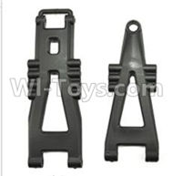 HBX Survivor MT Parts-Front Suspension Arms,Front Swing Arm(2PCS) Parts,HaiBoXing urvivor MT 12811 12811B RC Car Parts