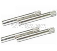 HBX Survivor MT Parts-Front and Rear Hub Carrier Pins(4PCS)-2.5X23mm Parts-16003N