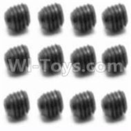 HBX Survivor MT Parts-Set Screw-3X3mm(12PCS) Parts-S016