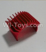 HaiBoXing HBX 12812 Parts-Motor Heatsink Parts-12616,1/12 HaiBoXing HBX 12812 Survivor ST RC Truck Spare parts Accessories