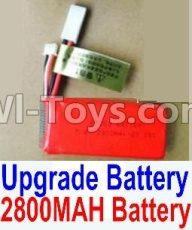 HaiBoXing HBX 12812 Parts-Upgrade Battery Parts-Upgrade 2800mah Battery(1pcs) Parts-,1/12 HaiBoXing HBX 12812 Survivor ST RC Truck Spare parts Accessories
