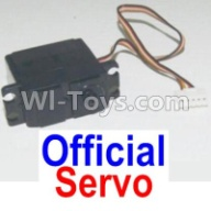 HaiBoXing HBX 12812 Parts-Parts-5-wire Steering Servo Parts-12030,1/12 HaiBoXing HBX 12812 Survivor ST RC Truck Spare parts Accessories