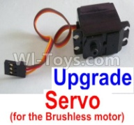 HaiBoXing HBX 12812 Parts-Upgrade Servo Parts-Upgrade 3-wire Steering Servo(Can only be used for the Upgrade brushless kit) Parts-12224,1/12 HaiBoXing HBX 12812 Survivor ST RC Truck Spare parts Accessories