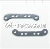 HBX 12881 VORTEX Parts-Aluminum Alloy Suspension Arms Fixed piece(2pcs) Parts-12214,HaiBoXing HBX 12881 VORTEX RC Car Parts