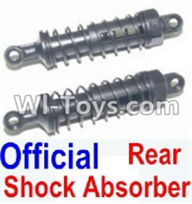 HBX 12881 VORTEX Parts-Rear Shock Absorber Parts-Official Rear Shock Absorber(Total 2pcs) Parts-12008,HaiBoXing HBX 12881 VORTEX RC Car Parts