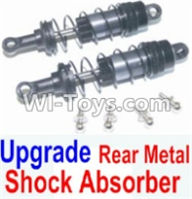HBX 12881 VORTEX Parts-Upgrade Parts-Upgrade Rear Metal hydraulic shock absorber(2pcs) Parts-12204,HaiBoXing HBX 12881 VORTEX RC Car Parts