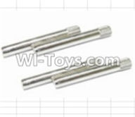 HBX 12881 VORTEX Parts-Front and Rear wheel seat pin(4pcs) Parts-16003,HaiBoXing HBX 12881 VORTEX RC Car Parts