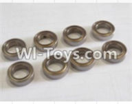 HBX 12881 VORTEX Parts-Bearing Parts-ball bearing(8pcs)-5x9x3mm Parts-59300,HaiBoXing HBX 12881 VORTEX RC Car Parts