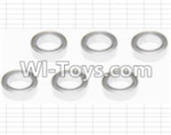 HBX 12881 VORTEX Parts-Bearing Parts-ball bearing(6pcs)-5x8x2.5mm Parts-H011,HaiBoXing HBX 12881 VORTEX RC Car Parts