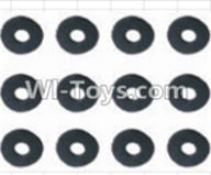 HBX 12881 VORTEX Parts-Body Clip Cushions Parts-P100,HaiBoXing HBX 12881 VORTEX RC Car Parts
