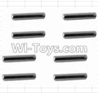 HBX 12881 VORTEX Parts-Hexagon Wheel Seat pin(8pcs) Parts-H022,HaiBoXing HBX 12881 VORTEX RC Car Parts