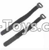 HBX 12881 VORTEX Parts-Battery straps(2pcs) Parts,HaiBoXing HBX 12881 VORTEX RC Car Parts