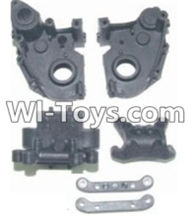 HBX 12882P ONSLAUGHT Parts-Gear Case & Suspension Mount Parts-12005P,HaiBoXing HBX 12882P ONSLAUGHT RC Car Parts
