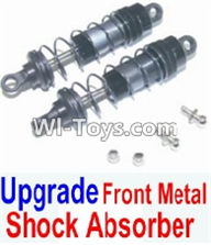 HBX 12882P ONSLAUGHT Parts-Upgrade Parts-Front Metal hydraulic shock absorber(2pcs) Parts-12203,HaiBoXing HBX 12882P ONSLAUGHT RC Car Parts