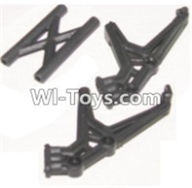 HBX 12882P ONSLAUGHT Parts-Tail wing bracket Parts-12050,HaiBoXing HBX 12882P ONSLAUGHT RC Car Parts