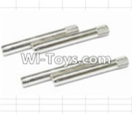 HBX 12882P ONSLAUGHT Parts-Front and Rear wheel seat pin(4pcs) Parts-16003,HaiBoXing HBX 12882P ONSLAUGHT RC Car Parts