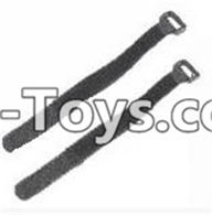 HBX 12882P ONSLAUGHT Parts-Battery Parts- Battery straps(2pcs) Parts-,HaiBoXing HBX 12882P ONSLAUGHT RC Car Parts