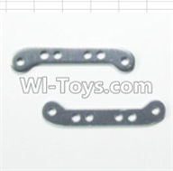 HBX 12883 GROUND CRUSHER Parts-Aluminum Alloy Suspension Arms Fixed piece(2pcs) Parts-12214,HaiBoXing HBX 12883 RC Car Parts