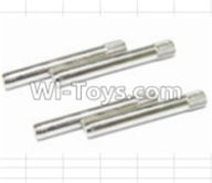HBX 12883 GROUND CRUSHER Parts-Front and Rear wheel seat pin(4pcs) Parts-16003,HaiBoXing HBX 12883 RC Car Parts