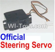 HBX 12883 GROUND CRUSHER Parts-Official 5-wire Steering Servo Parts-12030,HaiBoXing HBX 12883 RC Car Parts