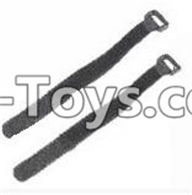 HBX 12883 GROUND CRUSHER Parts-Battery straps(2pcs) Parts-,HaiBoXing HBX 12883 RC Car Parts