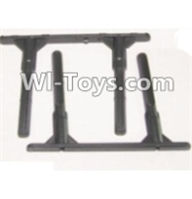 HBX 12885 Iron Hammer Parts-Side Plate Holders(Short course truck) Parts-12062,HaiBoxing HBX 12885 Iron Hammer RC Car Spare Parts