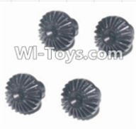 HBX 12885 Iron Hammer Parts-Differential hardware gear(4pcs) Parts-12019P,HaiBoxing HBX 12885 Iron Hammer RC Car Spare Parts