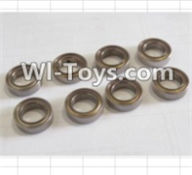 HBX 12885 Iron Hammer Parts-ball bearing(8pcs)-7.95x13x3.5mm Parts-79513,HaiBoxing HBX 12885 Iron Hammer RC Car Spare Parts