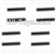 HBX 12885 Iron Hammer Parts-Hexagon Wheel Seat pin(8pcs) Parts-H022,HaiBoxing HBX 12885 Iron Hammer RC Car Spare Parts