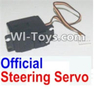 HBX 12885 Iron Hammer Parts-Official 5-wire Steering Servo Parts-12030,HaiBoxing HBX 12885 Iron Hammer RC Car Spare Parts