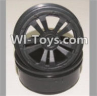 HBX 12885 Iron Hammer Parts-wheel hub(2pcs)-Not include the Tire lether Parts-12064,HaiBoxing HBX 12885 Iron Hammer RC Car Spare Parts