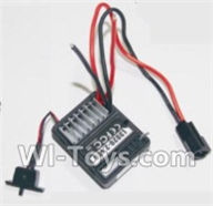 HBX 12891 Dune Thunder Parts-ESC Board Parts-12522RT,1/12 HaiBoXing HBX 12891 Dune ThunderRC Truck Parts
