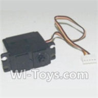 HBX 12891 Dune Thunder Parts-5-wire Steering Servo Parts-12030,1/12 HaiBoXing HBX 12891 Dune ThunderRC Truck Parts