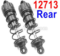 HBX 12895 Parts-Rear Oil Filled Shock Absorbers. Total 2 set. 12713