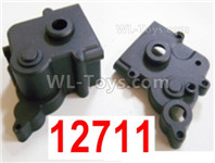 HBX 12895 Parts-Central Gearbox Housing. 12711