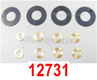 HBX 12895 Parts-shims complete .Gasket kit. 12731