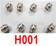 HBX 12895 Parts-4.8 Shock Ball . The Inner diameter is 4.8mm. H001