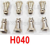 HBX 12895 Parts-Shock Ball Stud, Shock Absorbers Stud. H040