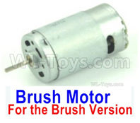 SG 1601 SG1601 Parts Motor Parts-Brush Motor, 390 Motor, Only for the Brush version, M16034, SG 1/16 Car Parts