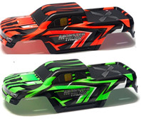 SG 1601 SG1601 Parts Body Shell Cover-1pcs-2 Color you can choose(For Brush or Brushless Version), SG 1/16 Car Parts