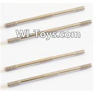 HBX 2098B-Lower Suspension Linkage Bars(2.2X43mm)-4pcs Parts-24953,HaiBoXing HBX 2098B Devastator 1/24th RC Car Parts