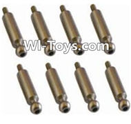 HBX 2098B Devastator Parts-3.8 Ball head Stud(8pcs)-3.8x19.9mm-24957,HaiBoXing HBX 2098B Devastator 1/24th RC Car Parts