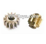 HBX Devastator Parts-Centre Transmission Gear & Centre Master Gear Parts-24962,HaiBoXing HBX 2098B Devastator 1/24th RC Car Parts