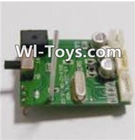 HBX Devastator Parts-Receiver board Parts,Circuit board Parts-24972,HaiBoXing HBX 2098B Devastator 1/24th RC Car Parts